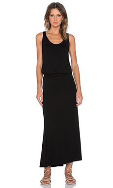 Soft Joie Katara Maxi Dress in Caviar