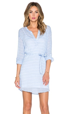 Soft Joie Shella Dress in Placid Blue & Porcelain