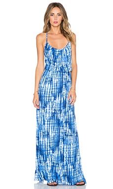 Soft Joie Soso Maxi Dress in Victoria Blue