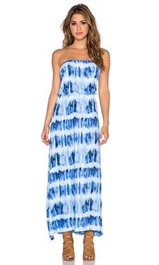 Soft Joie Angletta Maxi Dress in Peacoat
