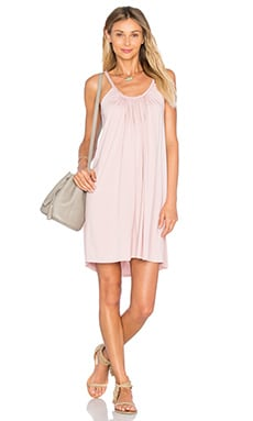 Alayne Dress in Pale Lilac
