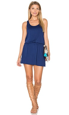 Bailee Dress in Atlantic Blue