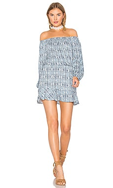 Sarnie Dress in Copen Blue