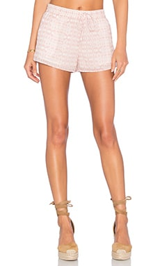 Soft Joie Eberson Short in Pale Lilac