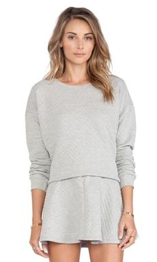 Soft Joie Phoenix Sweater in Heather Grey