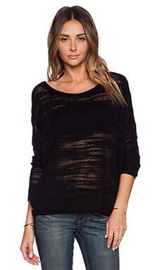 Soft Joie Lizbetha Sweater in Caviar