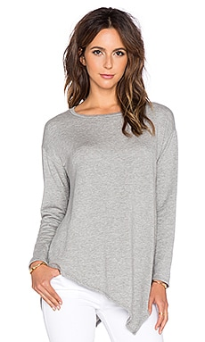 Soft Joie Tammy B Sweater in Heather Grey
