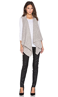Soft Joie Orrin Vest in Ash Grey