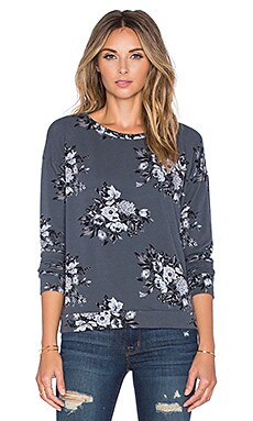 Soft Joie Thyra Sweater in Charcoal