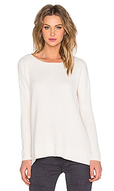 Soft Joie Kashani Sweater in Porcelain & Vellum