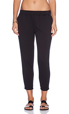 Soft Joie Amandine Pants in Caviar