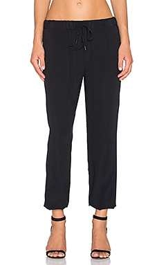 Soft Joie Dareen Pant in Caviar