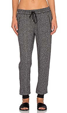 Soft Joie Saxby B Jogger in Heather Charcoal & Caviar