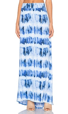 Soft Joie Redmond Maxi Skirt in Peacoat
