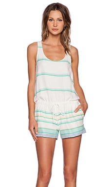 Soft Joie Miri Romper in Multi