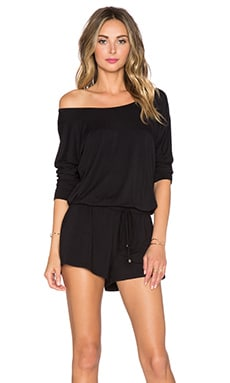 Soft Joie Jilliana Romper in Caviar