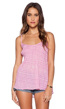 Soft Joie Sparkle Tank in Verbena