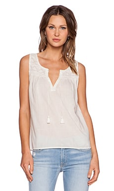 Soft Joie Rasala Tank in Porcelain