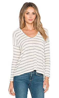 Soft Joie Erickson B Top en Porcelaine & Bleu Twilight
