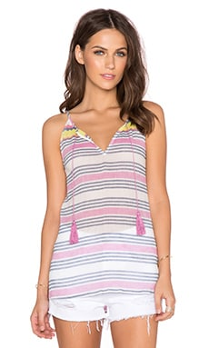 Soft Joie Laurella Tank in Verbena Multi