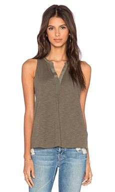 Soft Joie Carley Tank in Fatigue