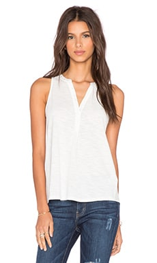 Soft Joie Carley Tank in Porcelain