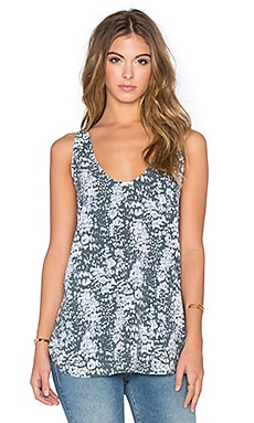 Soft Joie Davalinda Tank in Cool Grey