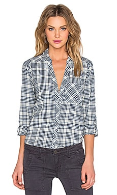Soft Joie Cydnee Button Up in Porcelain