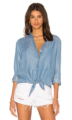 Crysta Button Down Top