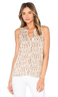 Lysette Tank in Birch