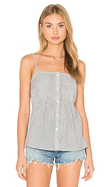 Soft Joie Averie Tank in Caviar