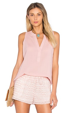 Soft Joie Verve Tank in Pale Lilac