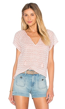 Dolan Top in Pale Lilac
