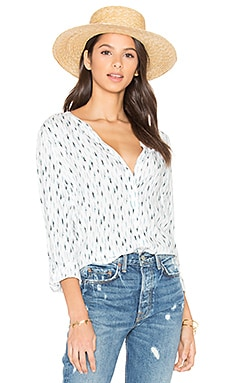 Soft Joie Dane Blouse in Porcelain