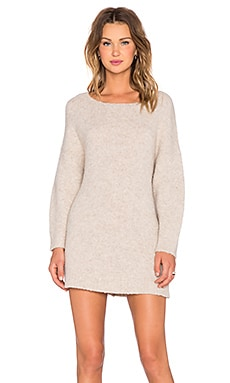 SOH Mason Felted Tunic in Almond Buff