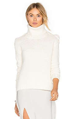 Removeable Turtleneck Sweater