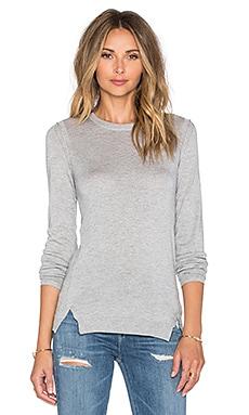 SOH Dahlia Pullover Sweater in Alabaster