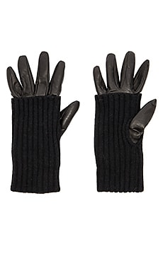 Carmel Gloves in Black