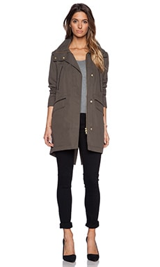 Soia & Kyo Aida Jacket in Military