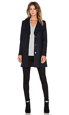 Soia & Kyo Darla Coat in Midnight
