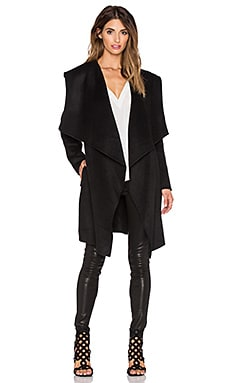 Samia Coat in Black