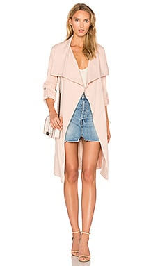 Ornella Trench en Rose