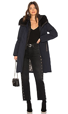 Katlin Long Puffer Coat