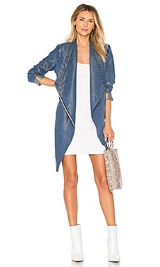 Stefie Draped Jacket