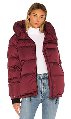 Sylvana Puffer Jacket Soia & Kyo $475