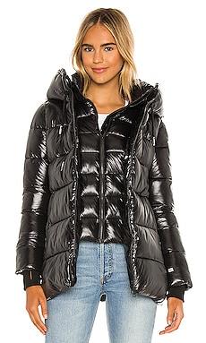 Alita Puffer Jacket Soia & Kyo $495
