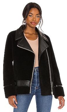 Linnea Faux Fur Jacket Soia & Kyo $395