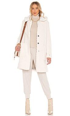 Kelli Faux Fur Jacket Soia & Kyo $228