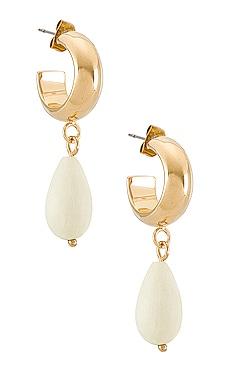 Malindi Mini Hoop Earring SOKO $43