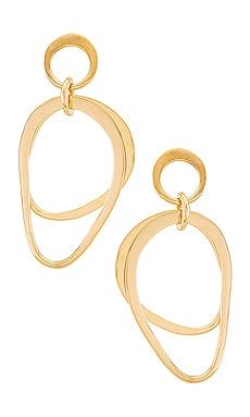 Makali Dangle Earrings SOKO $128